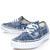 Vans Navy Bandana Print Authentic Trainers | Women's Shoes | Liberty.co.uk