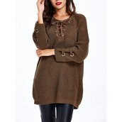 sweater,fashion,brown,long sleeves,fall outfits,winter outfits,style,trendy,trendsgal.com