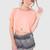 Riley Aztec Shorts - Black