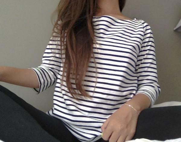 shirt black and white long sleeves black t-shirt white t-shirt