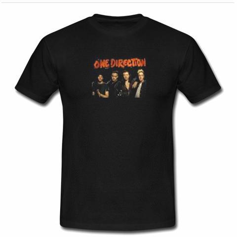 one direction tshirt