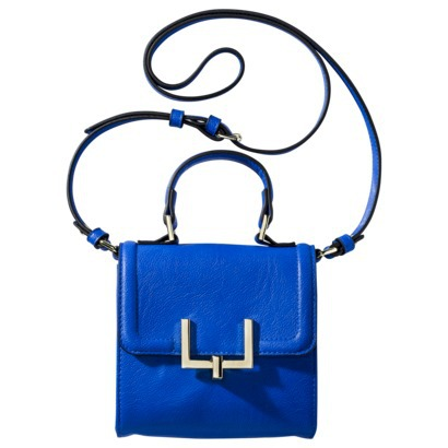 Merona® Mini Crossbody Handbag - Blue : Target