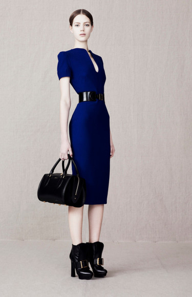 dress lookbook fashion alexander mcqueen shoes