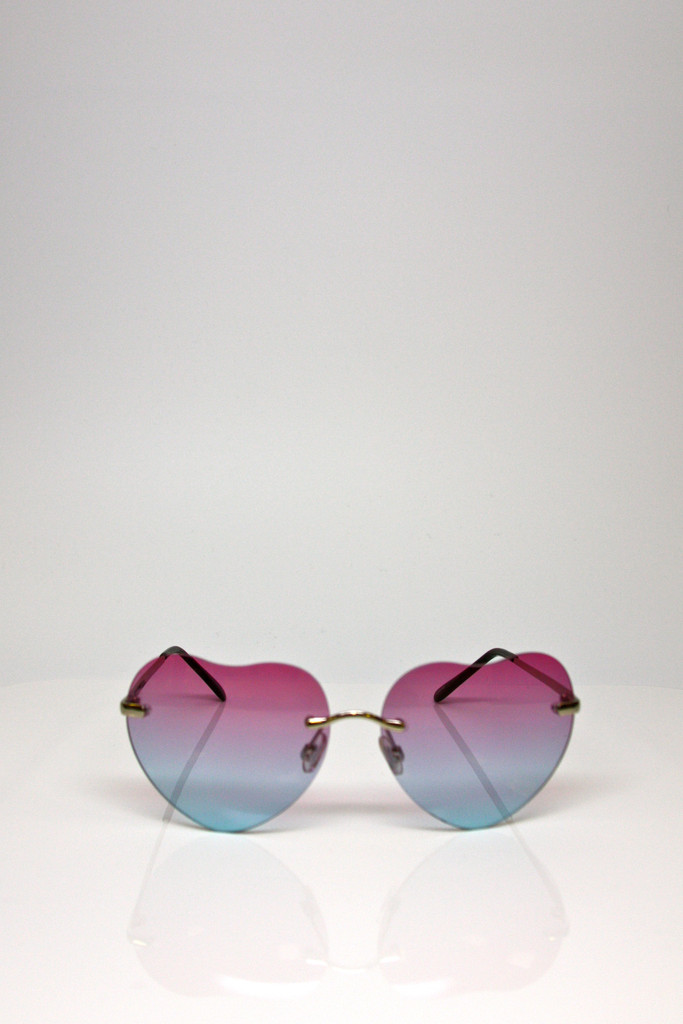 Heart Sunglasses | Obsezz