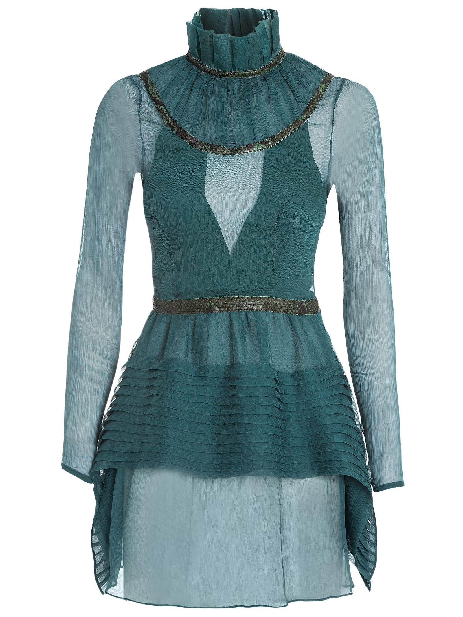 Vestido Wester - Helô Rocha - Verde - Shop2gether