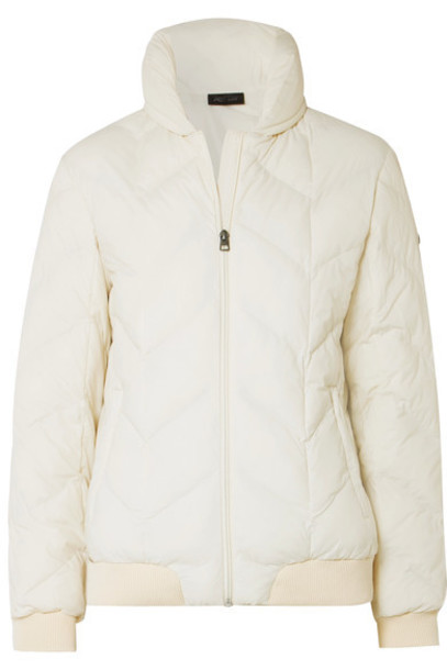 Kjus jacket quilted cream