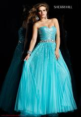 Sherri Hill Homecoming Dress 2545 at Peaches Boutique