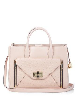 light pink light pink bag