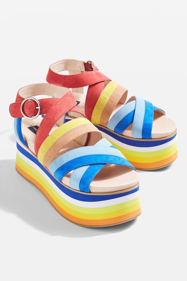 2017 Color Trends Rainbow Stripes Wheretoget