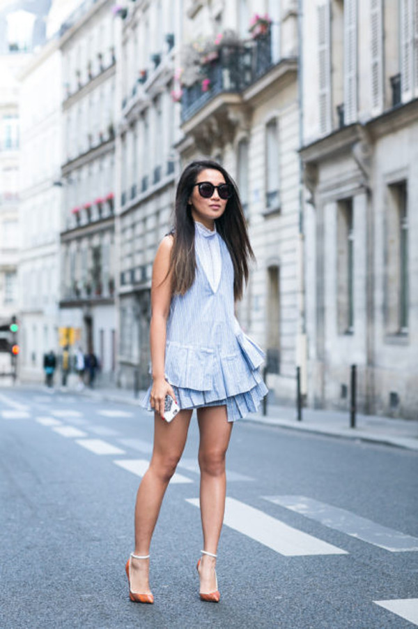 wendy's lookbook blogger top shorts shoes sunglasses