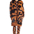 DVF Fur Natalia Coat Long