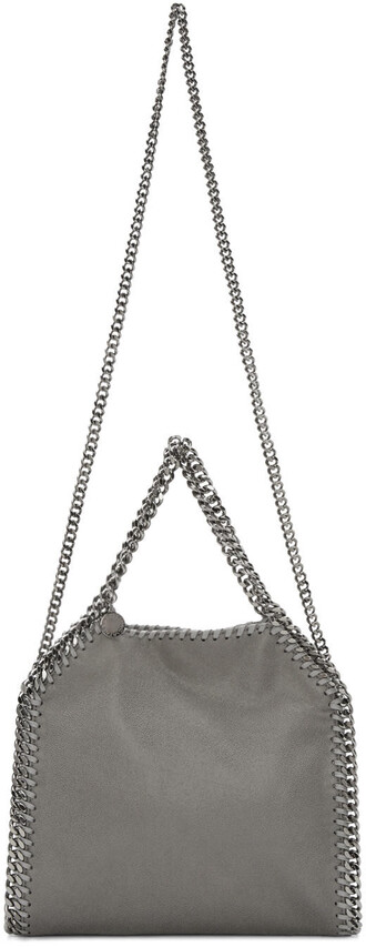 deer mini grey bag