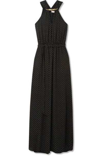 MICHAEL Michael Kors dress maxi dress maxi black