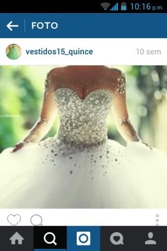 dress white dress 15 dress glitter dress glitter princess dress