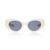 M'O Exclusive Poms & Pared Acetate Cat-Eye Sunglasses   Moda Operandi