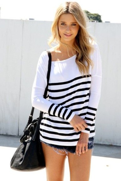 top tunic stripes sabo skirt saboskirt lounge tunic