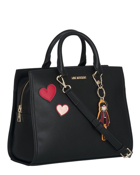 Moschino bag leather