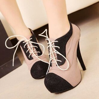 shoes adorbs lace up heels original platform lace up boots dusty pink