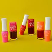make-up,etude house,lip gloss,lipstick,lips,lip balm,pink lipstick,red lipstick,korean beauty