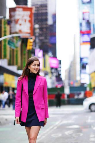 style scrapbook blogger jacket dress shoes bag