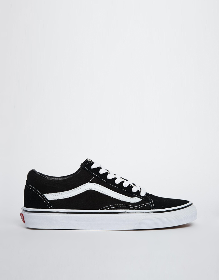 Vans Old Skool Classic Trainers at asos.com