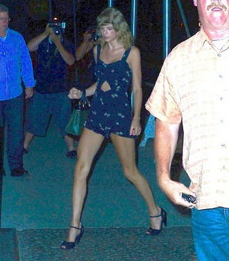 romper taylor swift shoes bag