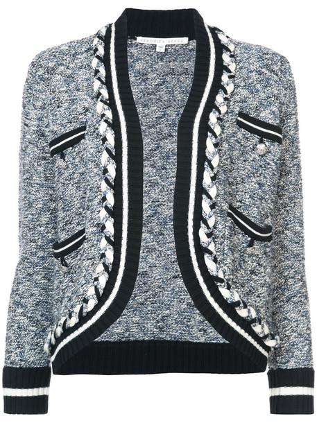 Veronica Beard cardigan cardigan women blue sweater