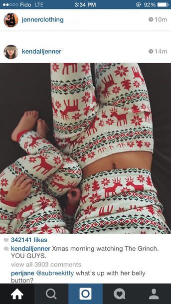pajamas christmas pajamas clothes