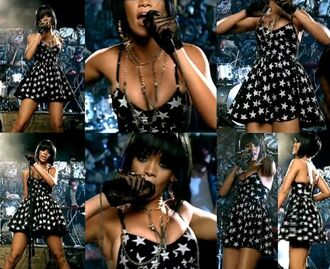 dresses short short dress rihanna stars celebrity style celebrity little black dress black dress white dress summer dress black dresses