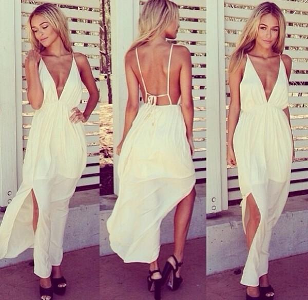 dress white perfection dress