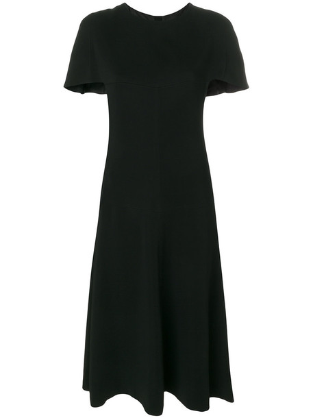 MARNI dress shirt dress t-shirt dress women spandex black silk