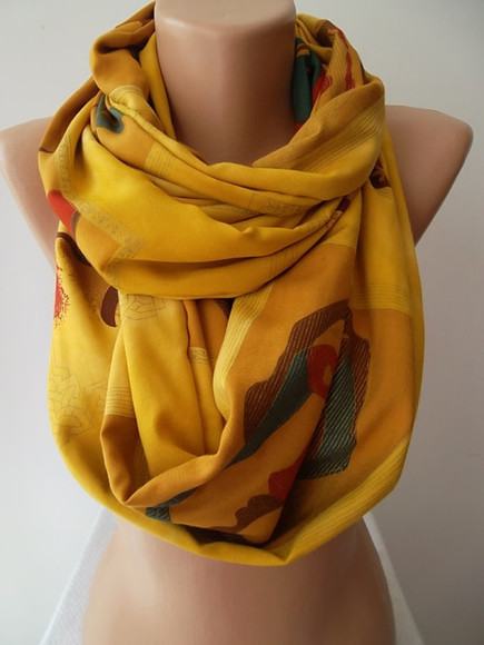 scarf blouse gaudi mothers day gift shawl fashion womens scarf