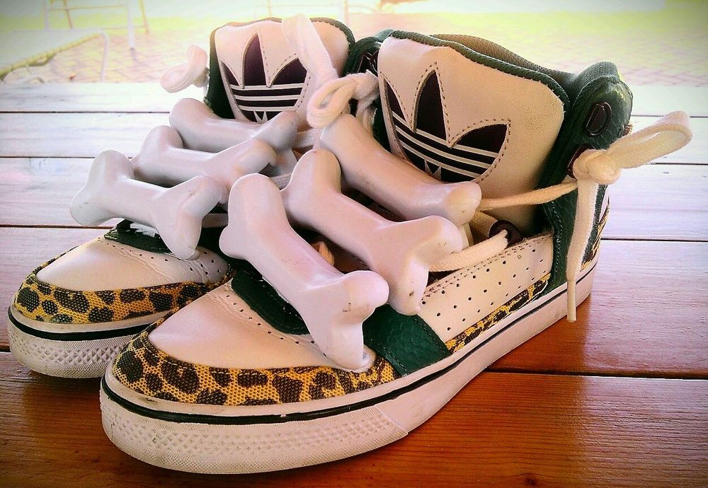 Bones Jeremy Scott Size 6 Boys ASAP Rocky Shoes Sneakers RARE | eBay