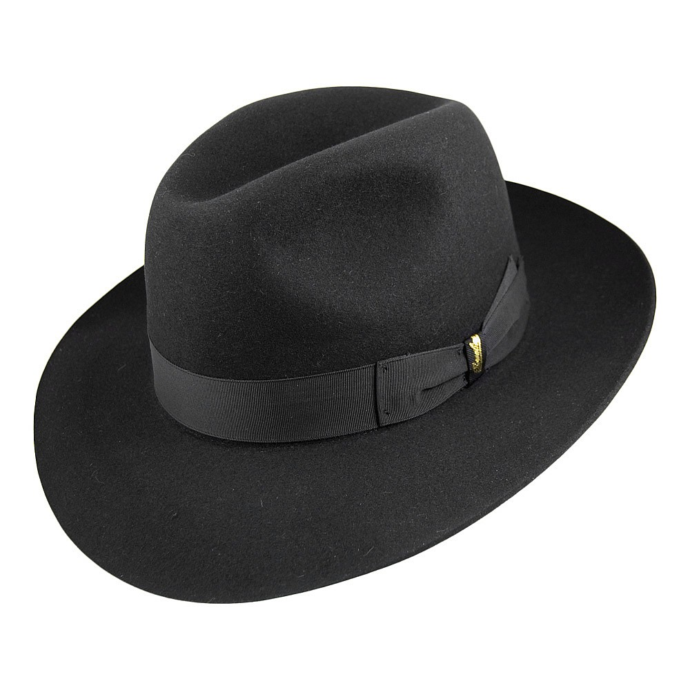 Borsalino Avalon Fedora from Village Hats.