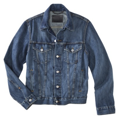 Denizen® Men's Trucker Denim Jacket : Target