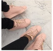 shoes,pink,adidas,adidas shoes,adidas superstars,sneakers,cute,streetwear,streetstyle,baddies
