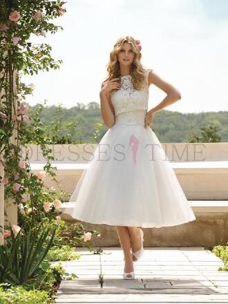 dress lace dress fashion wedding clothes wedding dress