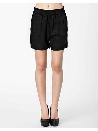 Muska Shorts - Selected Femme - Svart - Byxor & Shorts - Kläder - Kvinna - Nelly.com