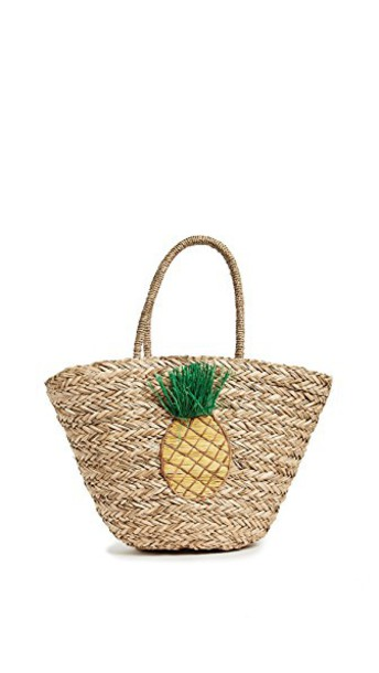 Hat Attack pineapple bag