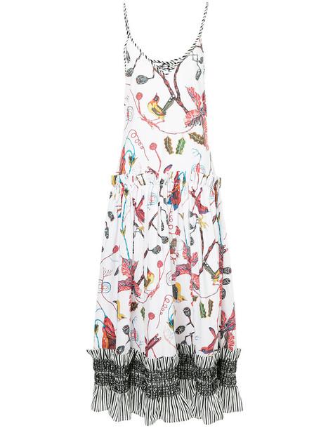 Romance Was Born dress maxi dress maxi women white cotton