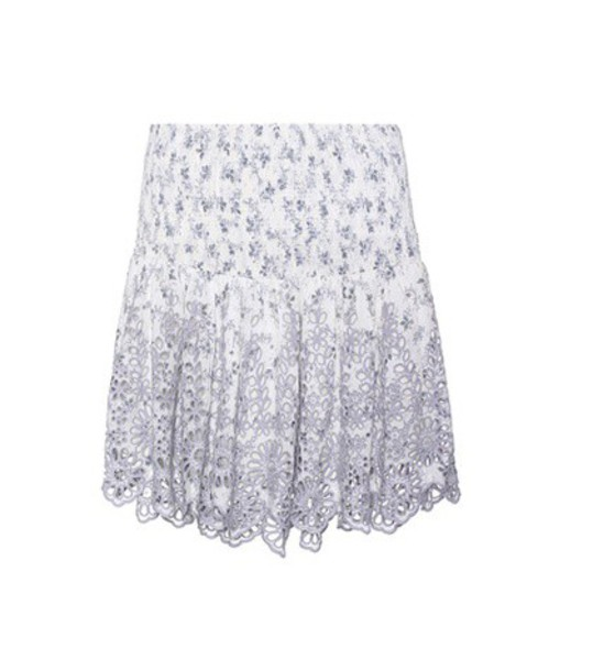 skirt lace skirt lace white