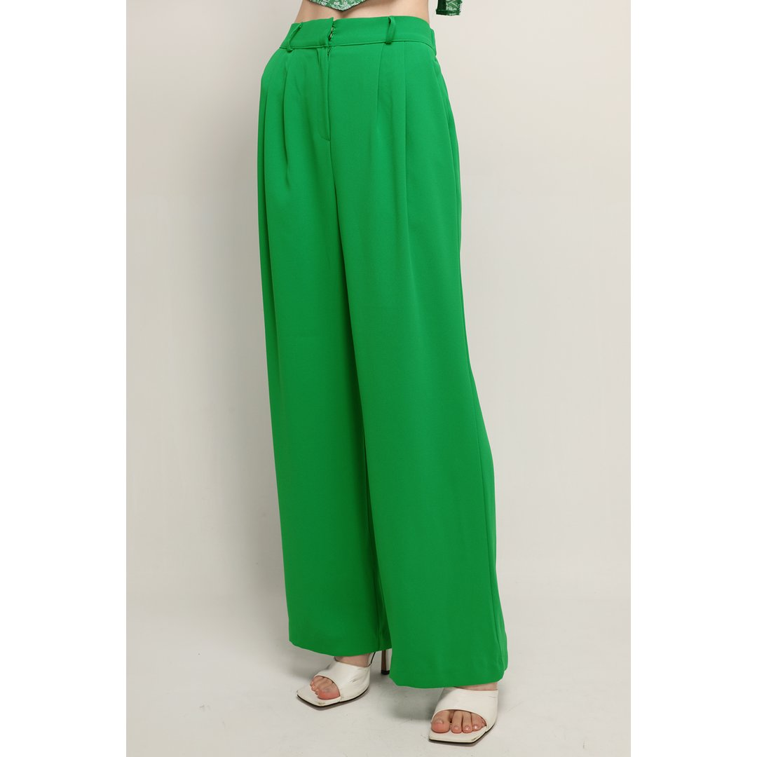 Kennedy Pintuck Wide Pants
