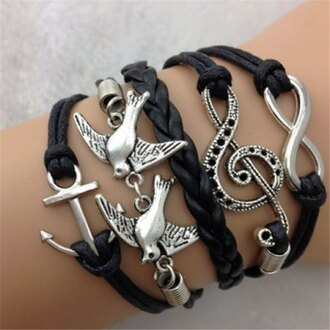 jewels rose wholesale bracelets girly fashion trendy