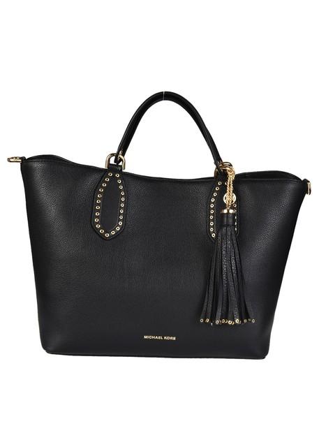 Michael Kors brooklyn black bag