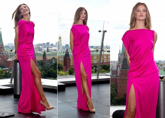 rosie huntington-whitley dress