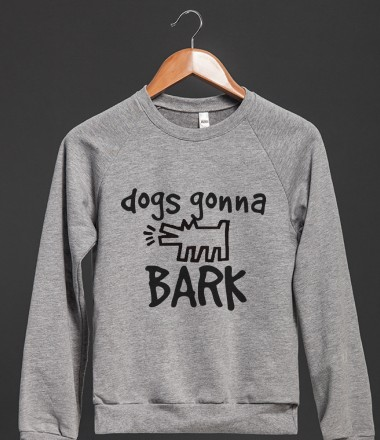 JANOSKIANS - DOGS GONNA BARK - JANOSKIANS - Skreened T-shirts, Organic Shirts, Hoodies, Kids Tees, Baby One-Pieces and Tote Bags Custom T-Shirts, Organic Shirts, Hoodies, Novelty Gifts, Kids Apparel, Baby One-Pieces | Skreened - Ethical Custom Apparel