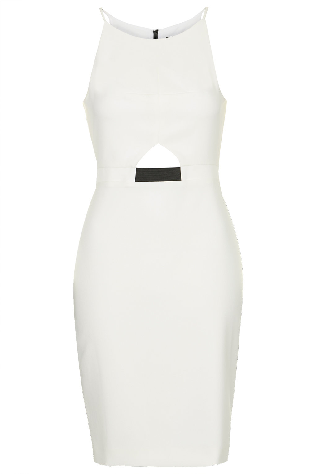 Out bodycon dress