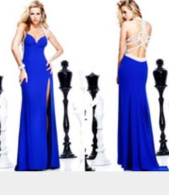 dress blue blue dress royal blue royal blue dress royal blue prom dress prom sequins