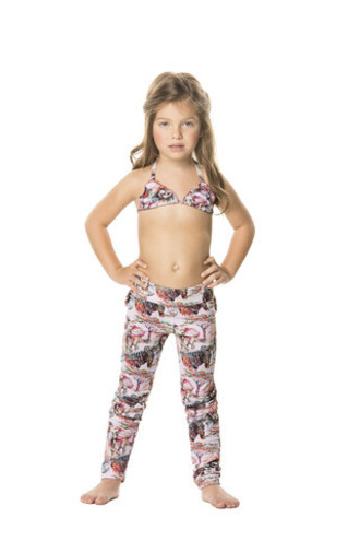 leggings agua bendita bottoms designer kids kids fashion pants print bikiniluxe