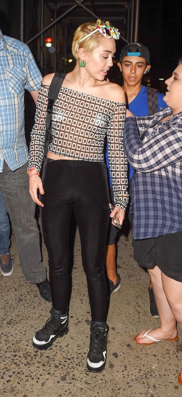 pants miley cyrus leggings